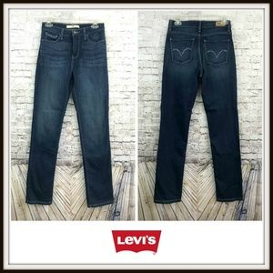 Levi's Perfectly Slimming 512 Skinny Stretch Jeans